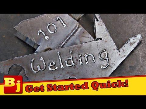 Welding 101