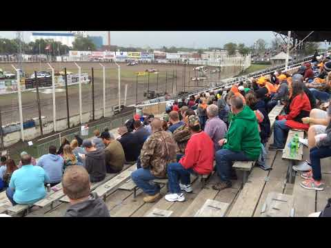2017 August 26 River Cities Speedway Late model Heat