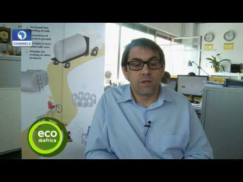 Eco@Africa: Engineer Develops Solar Powered Milk Cooling System