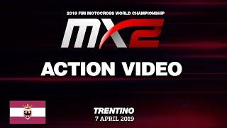 Ben Watson passes Thomas Kjer Olsen - MXGP of Trentino 2019