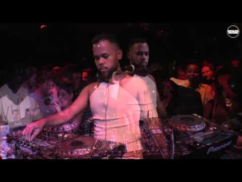Angel Ho Boiler Room Cape Town DJ Set