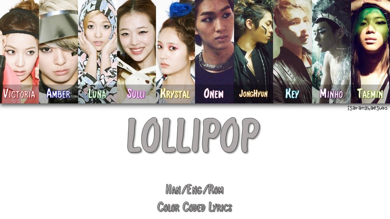 Fx lollipop music video