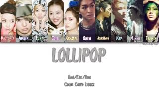 F(X) Feat. SHINee - Lollipop