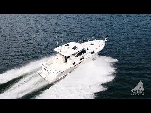 2005 Tiara 3800 Open Calibre Yachts Youtube
