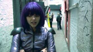 Kick-Ass 2 Set Visit