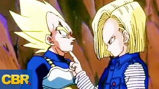 10 Most Disrespectful Dragon Ball Fighting Moments