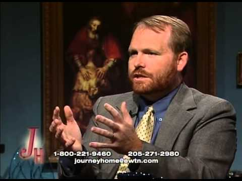 Mike Allen: A Methodist Minister Who Became A Catholic - The Journey Home (12-22-2008)