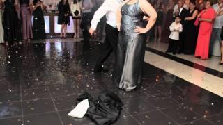 Coreografia de bodas de prata