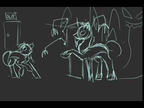 [WIP] test Animation The Clockwork Quartet - The Watchmaker's Apprentice