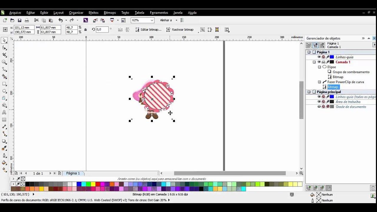 como fazer um rótulo personalizado de latinha no corel youtube