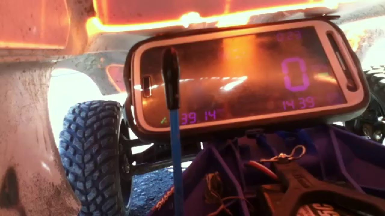 maxresdefault traxxas slash vxl 2wd 3s lipo speed runs 43 06mph digihud onboard  at alyssarenee.co
