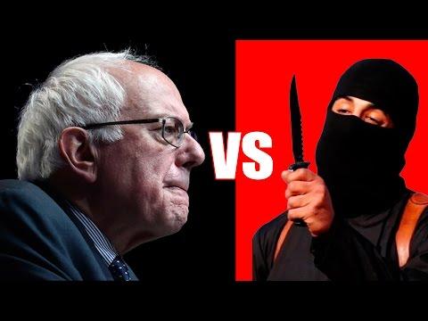 Bernie Sanders vs ISIS
