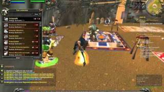 New Interface World of Warcraft 4.0.1