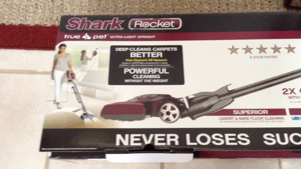 shark rocket true pet ultralight upright w accessories part 2 - Shark Rocket Ultra Light