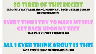 Download lagu Lyric Linkin Park From The Inside MP3