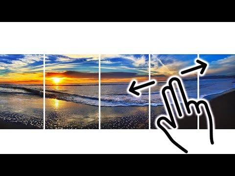 [HINDI] New Instagram Hack - Sliding Panoramic View