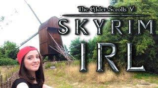 В Skyrim Настоящая Реальная Жизнь | всякая хрень в анусе i