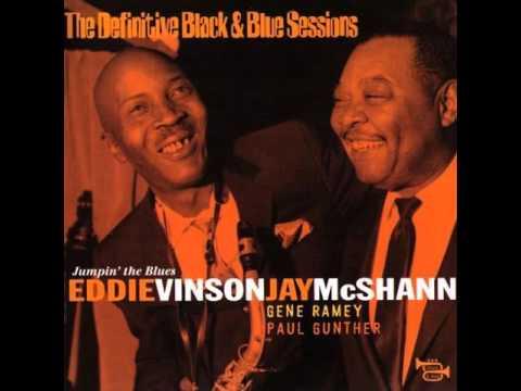 Eddie ''Cleanhead'' Vinson & Jay McShann - Mr. Cleanhead Blues - 1969