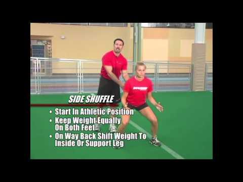 Side Shuffle Drill