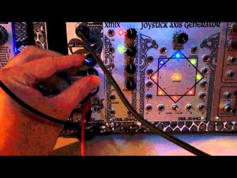 Evaton Technologies RF (Radio Frequency) Eurorack Module Pt 1