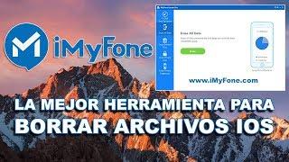 iMyFone LA MEJOR HERRAMIENTA PARA LIMPIAR IOS