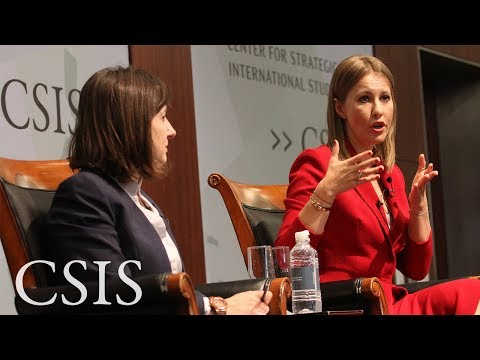 Russia's Post-Authoritarian Future: A Conversation with Ksenia Sobchak