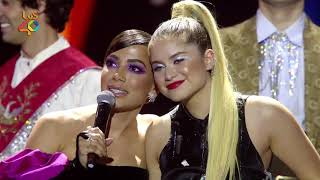 Anitta and Sofia Reyes Win Best Music Video for R.I.P. - Los 40 Music Awards 2019