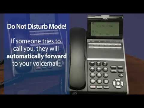 How To Set And Cancel The Do Not Disturb Feature ServiceMark Telecom