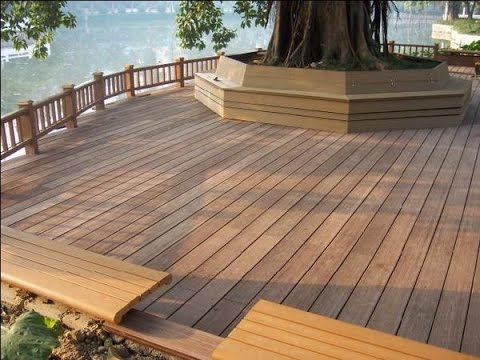 Charmant Wood Plastic Floor Polypropylene, Affordable Outdoor Patio Flooring