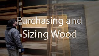Hillel Tree of Life: Purchasing and Sizing Wood