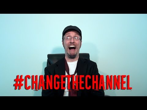 Channel Awesome/Nostalgia Critic Rant. #ChangeTheChannel (Also, a small update)