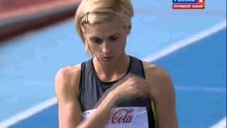 400м Женщины Финал А - Русская зима 2013 MIR-LA.com