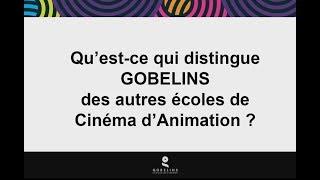 Was unterscheidet GOBLINS der anderen schulen animation ?