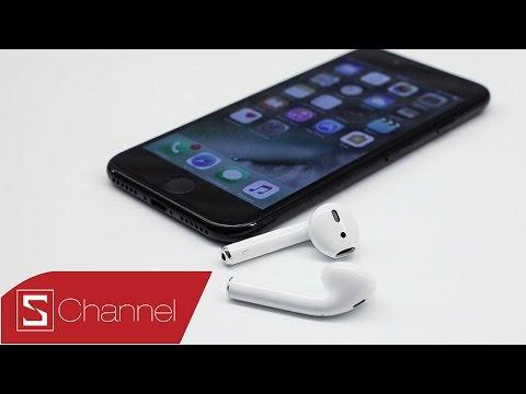 Schannel - Trên tay tai nghe Apple AirPods đầu tiên tại Việt Nam và cái kết bất ngờ