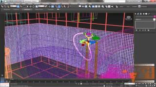 Как сделать визуализацию интерьера в 3ds Max  Часть 02