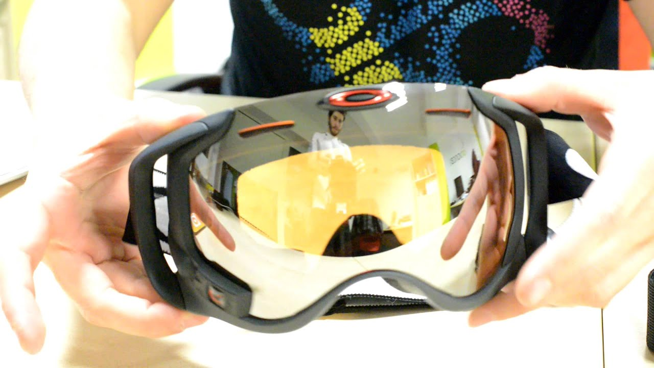 Oakley Airwave Hands-On (Snowboardbrille mit HUD)