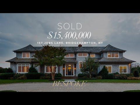 Hamptons Real Estate - 157 Jobs Lane, Bridgehampton