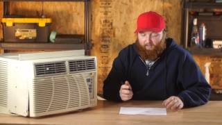 How to Figure What Size Air Conditioner Will Cool a Room : Air Conditioning