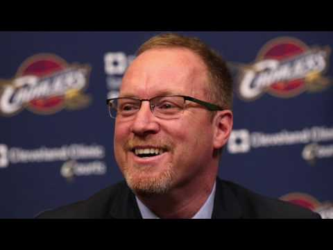 Terry Pluto is talkin' Cleveland Cavaliers, David Griffin and LeBron James