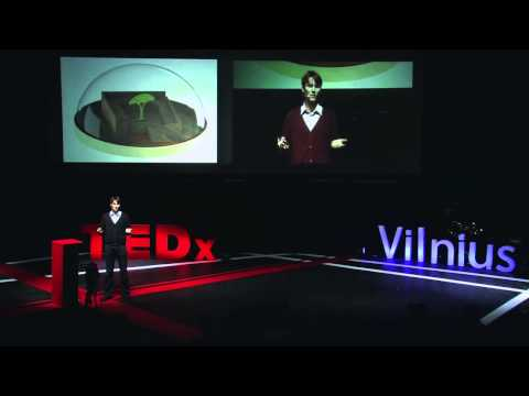 How to grow an inventor: Paulius Briedis at TEDxVilnius