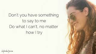 Mandy Harvey - Release Me (Lyrics)