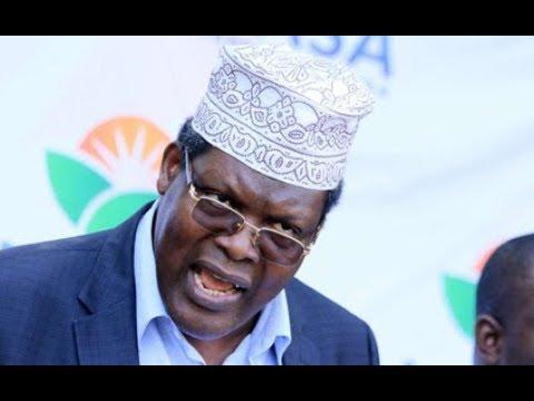 Audio: Miguna Miguna takes on Raila Odinga over London remarks
