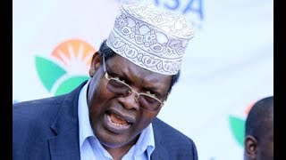 Audio: Miguna Miguna takes on Raila Odinga over London remarks