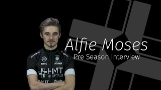 Alfie Moses | Rider Interview | HMT with JLT Condor Cycling Team