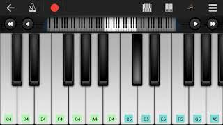 Jeene Bhi De Full Song Piano Cover(Ishq Gunah)-Dil Sambhal Ja Zara Perfect Piano+[Notes]