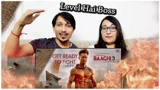 Pakistani React to Get Ready to Fight Reloaded | Baaghi 3|Tiger Shroff,Shraddha Kapoor