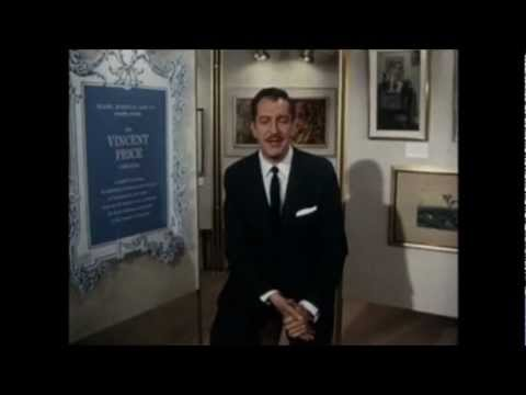 1962 Vincent Price Sales Training Video for Fine Art Collect