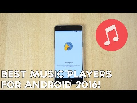 Best Music Player Apps For Android 2016!