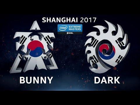 StarCraft II - Bunny vs. Dark [TvZ] - Group A - IEM Shanghai 2017