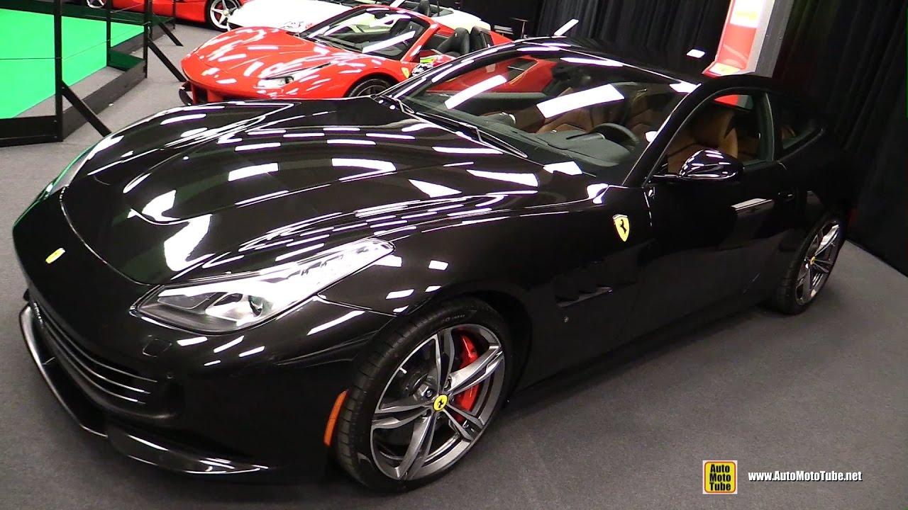 2017 Ferrari Gt4 Lusso Exterior And Interior Walkaround Montreal Auto Show You